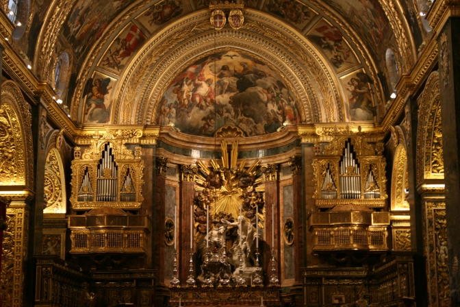 StJohn'sCo-Cathedral.Malta