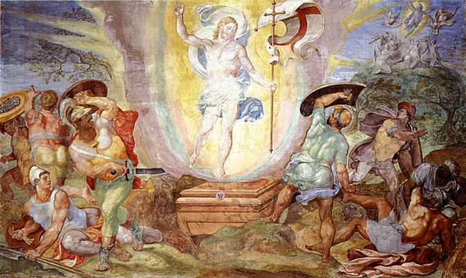 Resurrection.HendrickVanDenBroeck.SistineChapel