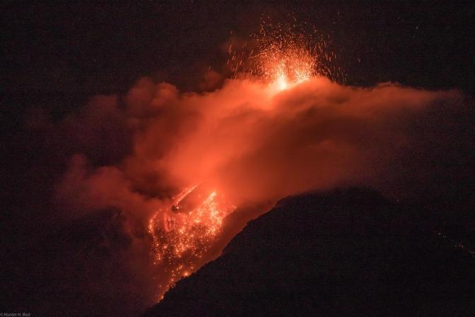 VolcanoOfFire.Guatemala.HunterHBost