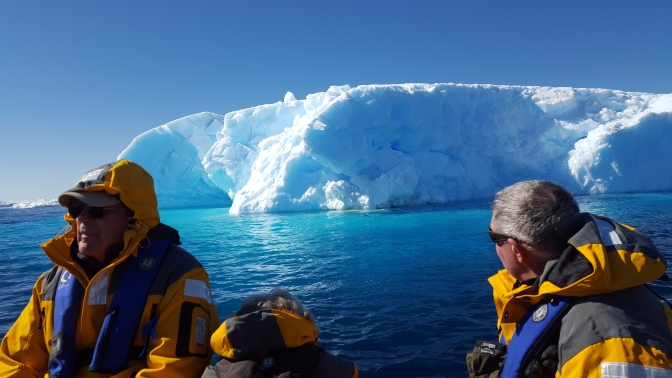 Iceberg From Boat.SusanReeve