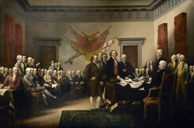 FoundingFathers.DeclarationIndependence.JohnTrumbull