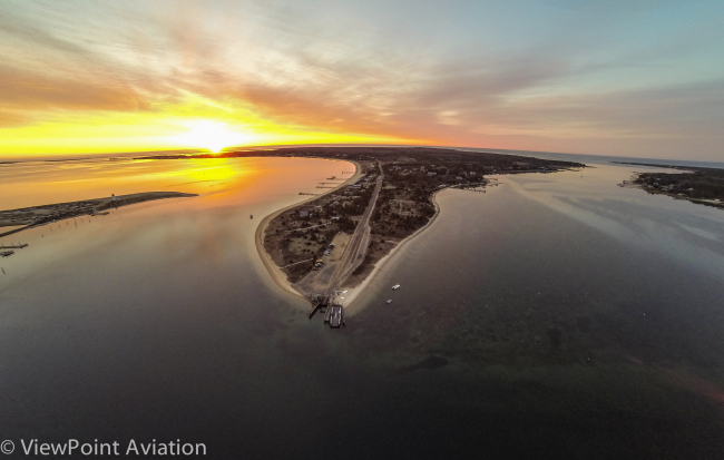 Marthas vineyard drone